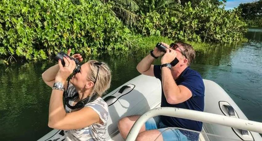 HALF DAY ECO BOAT TOUR THROUGH LAKE GATUN 3, Half Day Eco Boat Tour Through Lake Gatun