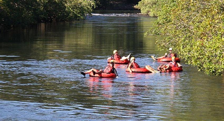 half day river tubing behana george tubing, Half Day River Tubing Behana or Mulgrave