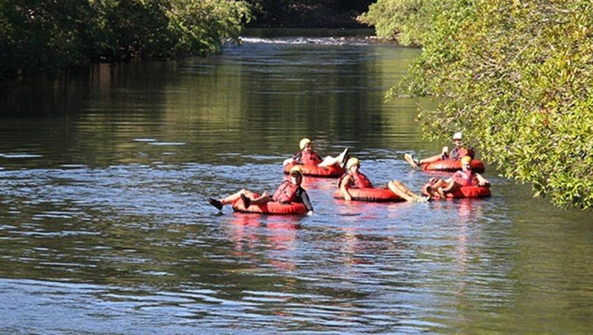 half day river tubing behana george tubing, Half Day River Tubing Behana or Mulgrave