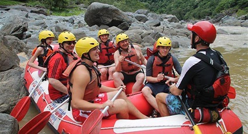 half day river tubing behana george rafting, Half Day River Tubing Behana or Mulgrave