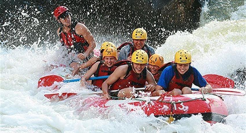 half day river tubing behana george rafting side, Half Day River Tubing Behana or Mulgrave