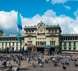 Half Day Walking Tour in Guatemala City