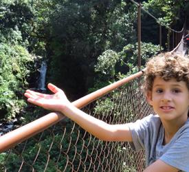 8 Hanging Bridges Tour