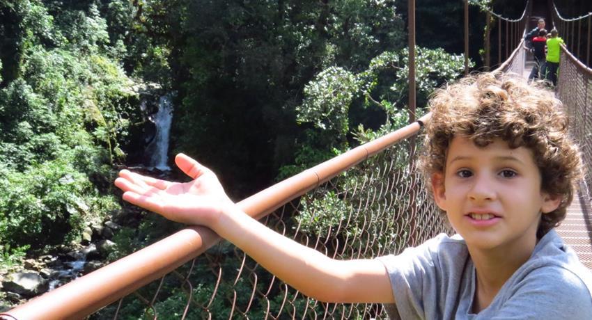 2, 8 Hanging Bridges Tour