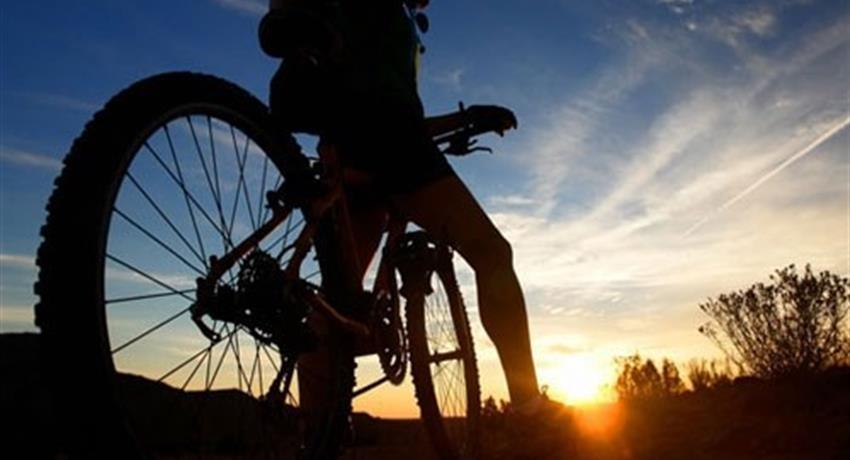 1, Bike Tour Livingston