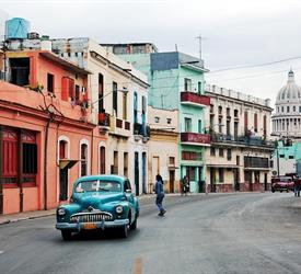 Havana Day Tour from Varadero