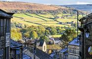 Haworth, Bolton Abbey and Steam Trains - Tiqy, Haworth, Bolton Abbey and Steam Trains
