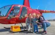 Heli Tour, Tour en Helicóptero