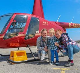 Heli Tour , City Tours in Canada