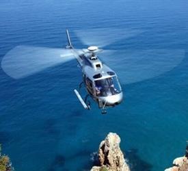 Helicopter Tour of Lake Garda