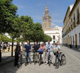 Highlights of Seville (Biking or Walking), City Tours in Sevilla, Spain
