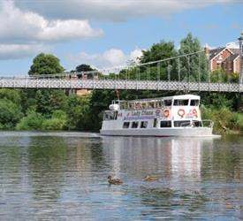 Historic Chester with River Cruise