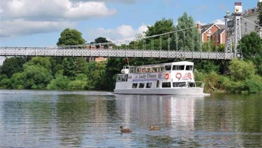 Historic chester with river cruise, Historic Chester with River Cruise