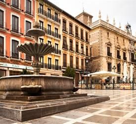 Historical Free Tour, City Tours  in Granada, Spain