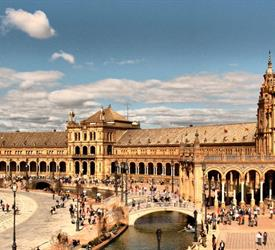 Historical Tour of Sevilla, City Tours in Sevilla, Spain