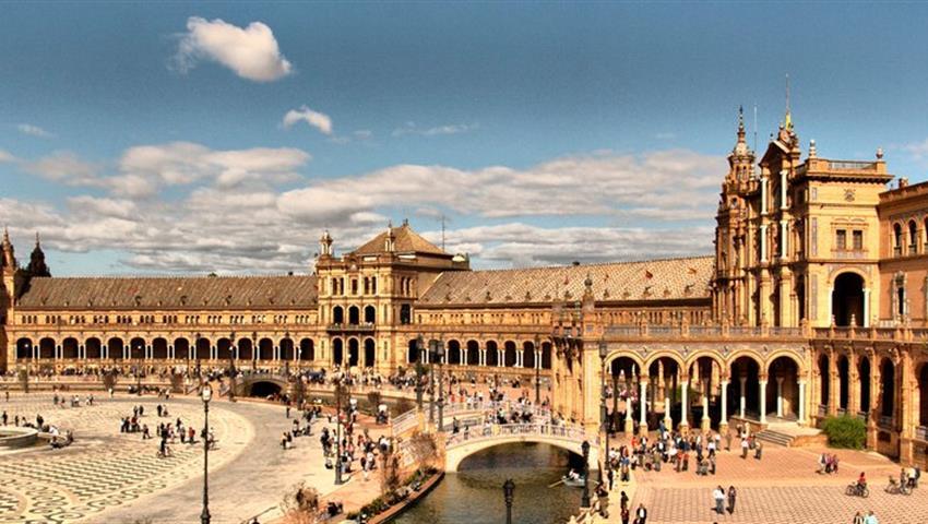 historical sevilla tiqy, Historical Tour of Sevilla