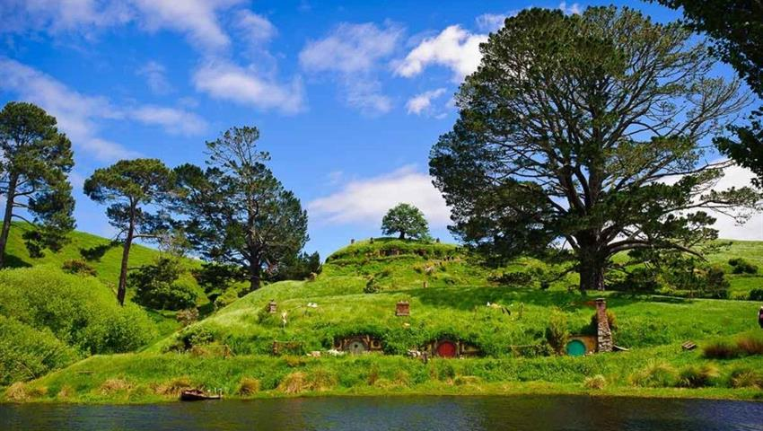 hobbit river tiqy, Hobbiton Day Tour