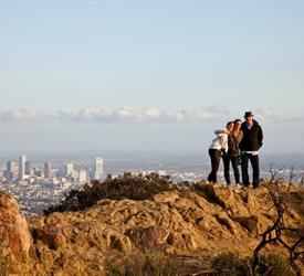 Hollywood Hills Hiking Tour, Adventure Tours in United States