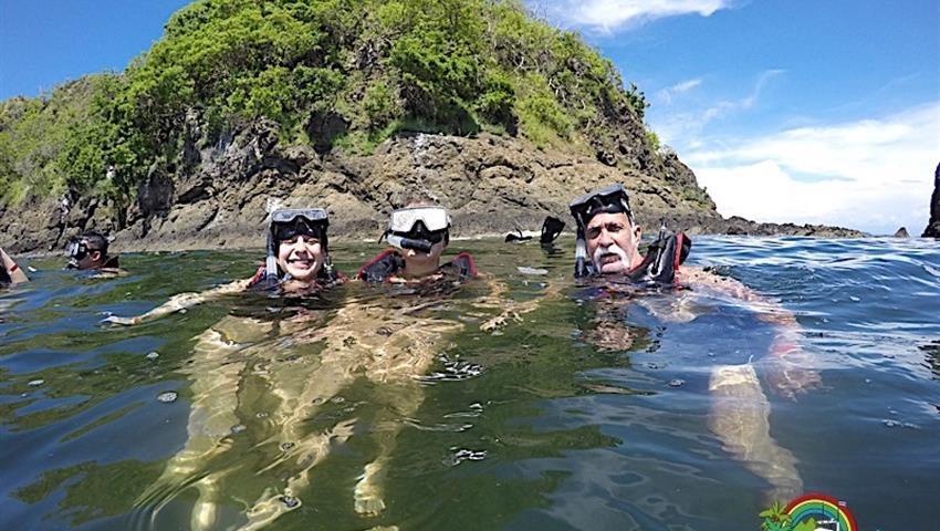 sea, Isla Tortuga Full Day Tour