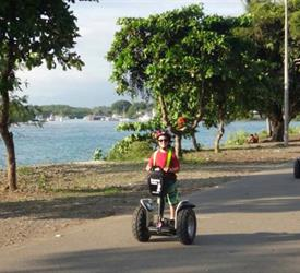 Island and Beach Segway Tour