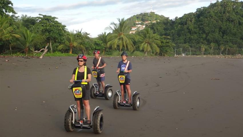 3, Island and Beach Segway Tour