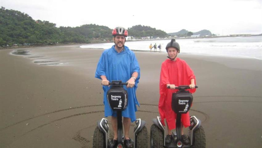 4, Island and Beach Segway Tour