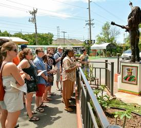 Native Kingston City Tour From Montego Bay, Bob Marley Tours in Jamaica
