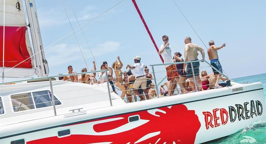 2, Reggae Catamaran Cruise Montego Bay