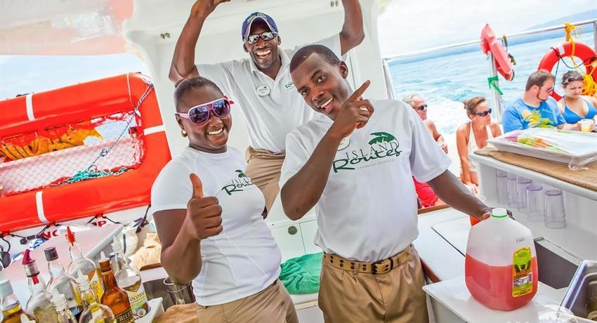 4, Reggae Catamaran Cruise Montego Bay