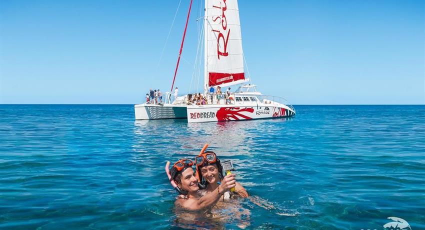 5, Reggae Catamaran Cruise Montego Bay