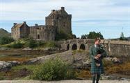 Eilean-Donan-gaitero tiqy, Isle of Skye, Eilean Donan Castle