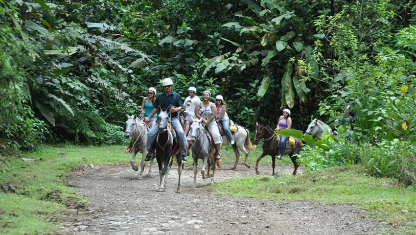 Rider, Jaco 3-Hour Horseback Riding Tour