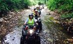 Nice and dirty, Jaco Adventure ATV Tour