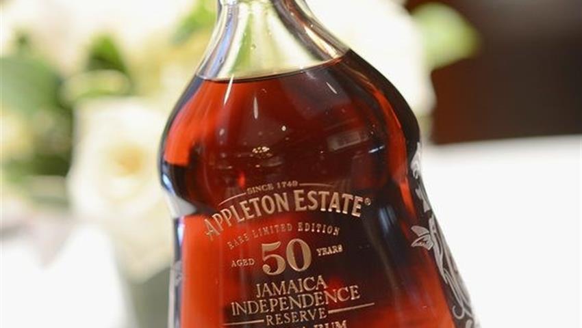 5, Appleton Estate Rum Factory Roundtrip