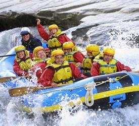 White Water Rafting & Beach Bar, Adventure Tours in Jamaica