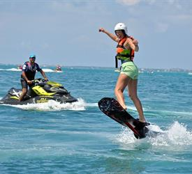 Hoverboard Jamaica Flight Experience