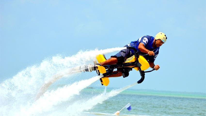 1, Jetovator Jamaica Flight Experience