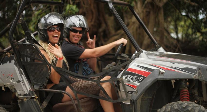 atv adventure couple, ATV Adventure Tour