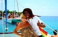 1, Catamaran Booze Cruise Tour