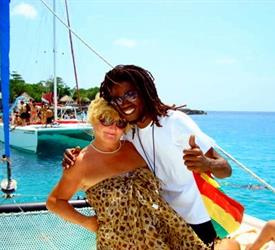 Catamaran Booze Cruise Tour