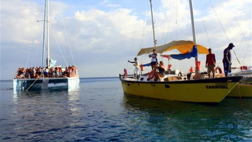 2, Catamaran Booze Cruise Tour