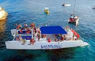 4, Catamaran Booze Cruise Tour