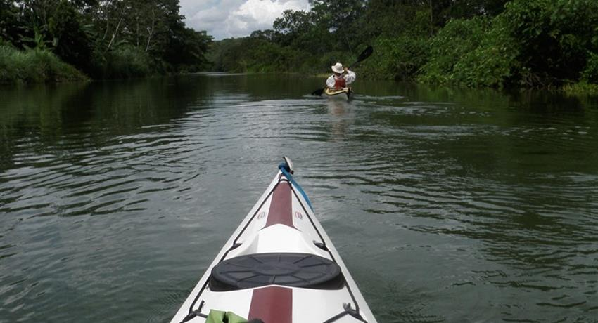Kayak Tour Panama, Kayak Tour Through The Panama Canal