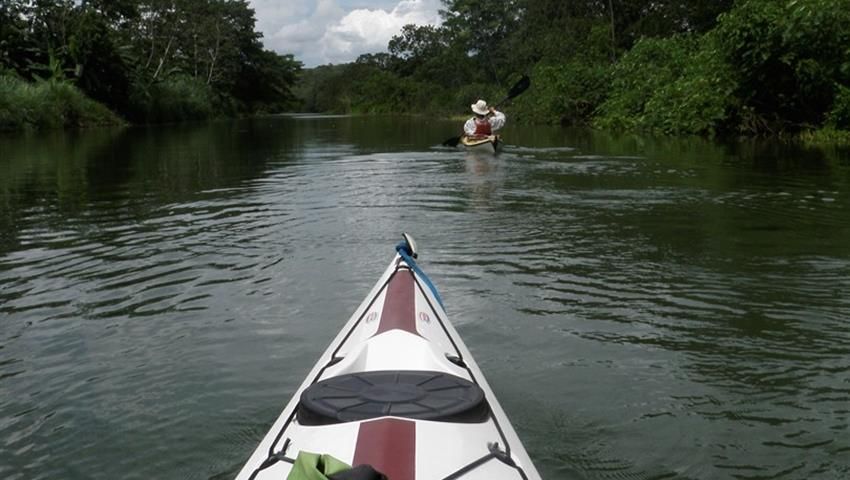Kayak Tour Panama, Kayak Tour Through The Panama Canal