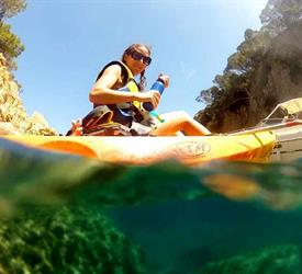 Kayaking and Snorkeling Tour, Adventure Tours in Spain