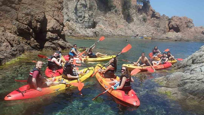 4, Kayaking and Snorkeling Tour