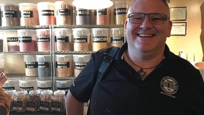 Chef, Tour Gastronómico al Mercado de Kensington