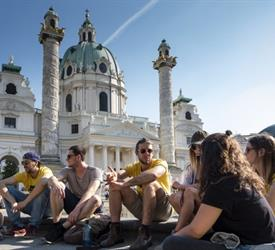 Kickbike Tour Vienna, Bike Tours  in Vienna, Austria