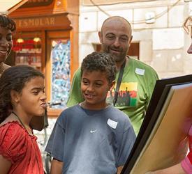 Tour a Pie para Niños y Familias, Tours A Pie en España