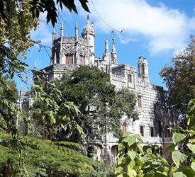 King of the Hill Self-Guided E-Bike Route, Tours On Wheels in Sintra, Portugal